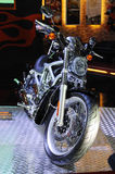Bici del motore di Harley Fotografia Stock