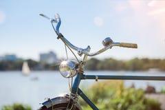 bici del vintage Fotos de archivo