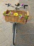 Bici dell'annata Fotografia Stock
