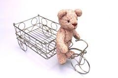 Bici dell'orso Immagini Stock Libere da Diritti