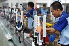 Bici della bicicletta dell'Assemblea dall'Indonesia Immagine Stock Libera da Diritti