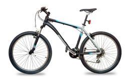 Bici della bicicletta della montagna Fotografie Stock