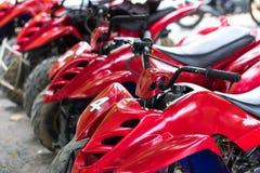 Bici di ATV fotografia stock libera da diritti