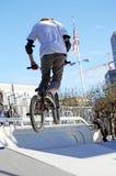 Bici di BMX Fotografie Stock Libere da Diritti
