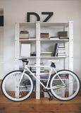 Bici en el interior Foto de archivo libre de regalías