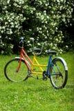 Bici en tándem Imagen de archivo libre de regalías