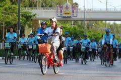 Bici para la mamá Foto de archivo libre de regalías
