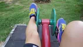 Bici para la salud Foto de archivo