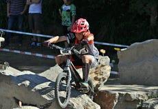 Bici Prova-Catalogna fotografia stock