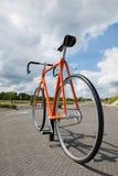 Bici grande en la calle Fotografía de archivo libre de regalías