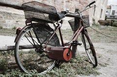 Bici retra Imagenes de archivo