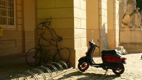 Bici seria Fotografie Stock