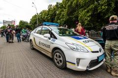 Bici Ucraina 2016 di musica Fotografie Stock Libere da Diritti