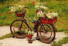 Bici vieja Imagenes de archivo