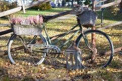 Bici vieja Fotos de archivo