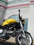 A bicicleta Foto de Stock