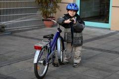 Bicicleta Foto de archivo