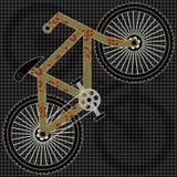 Bicicleta ilustração do vetor