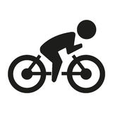 Bicicleta Imagen de archivo libre de regalías