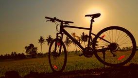 Bicicleta Foto de Stock