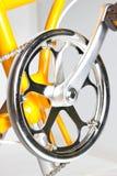 Bicicleta Chainrings. Fotos de archivo libres de regalías