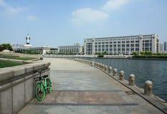Bicicleta china Fotos de archivo libres de regalías