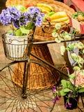 Bicicleta clássica Imagem de Stock Royalty Free