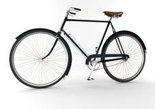 bicicleta 3d ilustração royalty free