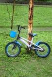 Bicicleta da criança Imagem de Stock