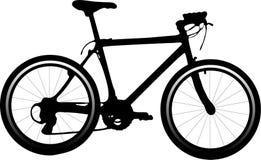 Bicicleta da montanha Fotos de Stock