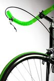 Bicicleta da raça Fotos de Stock