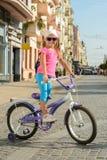 Bicicleta da rua imagem de stock