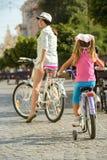 Bicicleta da rua imagens de stock royalty free