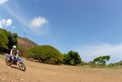Bicicleta da sujeira Imagem de Stock Royalty Free