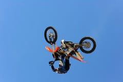 Bicicleta da sujeira Fotografia de Stock Royalty Free