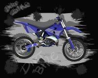 Bicicleta da sujeira Imagem de Stock