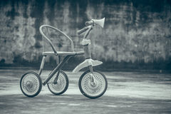 Bicicleta das crianças Imagem de Stock Royalty Free