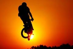 Bicicleta de BMX fotos de stock royalty free
