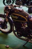 Bicicleta de competência clássica Imagens de Stock