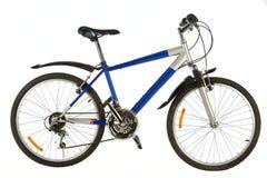 Bicicleta de dos ruedas Foto de archivo libre de regalías