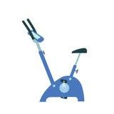 Bicicleta de exercício Imagens de Stock