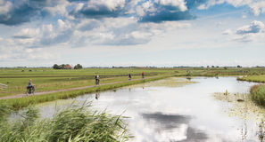Bicicleta de Holanda Imagen de archivo libre de regalías