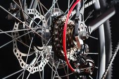 Bicicleta de la montaña foto de archivo
