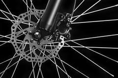 Bicicleta de la montaña imágenes de archivo libres de regalías