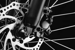 Bicicleta de la montaña imagenes de archivo