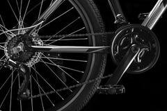 Bicicleta de la montaña imagen de archivo libre de regalías
