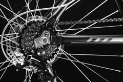 Bicicleta de la montaña fotografía de archivo libre de regalías