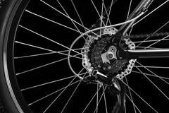 Bicicleta de la montaña fotos de archivo