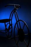 Bicicleta de Miniatur Fotografia de Stock Royalty Free