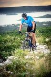 Bicicleta de montanha Foto de Stock